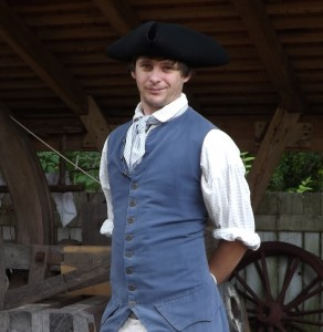 Worldwide Wheelwright at Colonial Williamsburg
