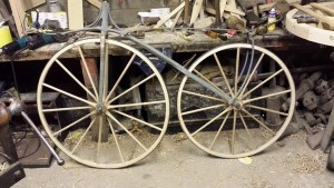 French velocipede