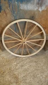 Boneshaker wheel