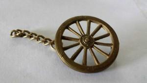 WWI Commonwealth wheelers badge